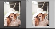 Lightroom Tutorial on Recovering Blowouts by Meg Sexton