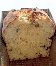 rosemary - olive oil quick bread