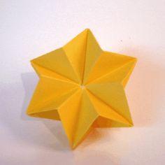 Origami Modular Star