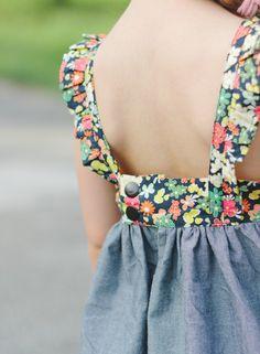 {lbg studio}: hey june pattern tour: edelweiss tunic