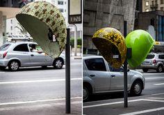 Vivo - A Call Parade - Orelhões com design em São Paulo/Brasil