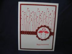 SUO 40th (Ruby) Anniversary by stampindoe - Cards and Paper Crafts at Splitcoaststampers