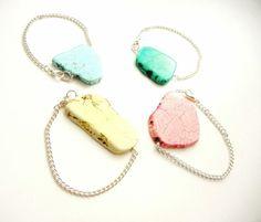 Pastel Stone Bracelet