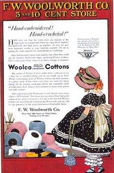 there was a woolworth by my home..loved going there