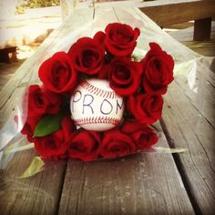 Yes! #promposal #prom