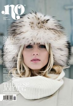 NO Magazine cover