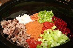 Copycat Wendy's Chili Recipe (Slow Cooker)