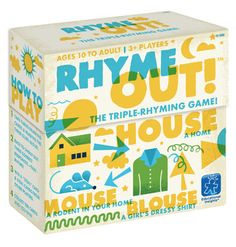 Rhyme Out! - design - work - tad carpenter