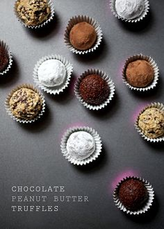 Chocolate Truffles by Bakerella
