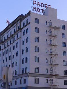 Padre Hotel Classic restored