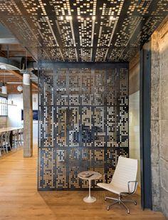 Studio O+A; Giant Pixel headquarters in San Francisco, California.