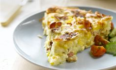 A quick easy IMPOSSIBLE QUICHE! Supper is a snap when you cook with eggs. CLICK HERE to get the details of this recipe.