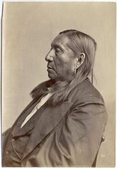 Little Raven (aka Young Crow) - Arapaho - 1877