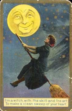 bewitching the moon
