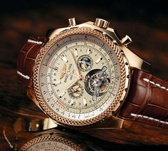 Breitling for Bentley - Rose Gold