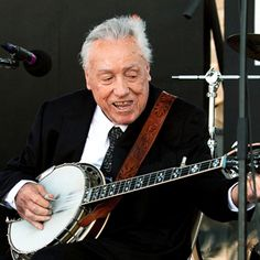 """Earl Scruggs: 1924 - 2012Banjo player Earl Scruggs popularized a three-finger picking style that became known as """"Scruggs style."""" The bluegrass musician died March 28 at age 88."""