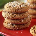 Sugarless Flourless Peanut Butter Cookies
