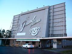 Grandview Drive-In, Angola, NY.