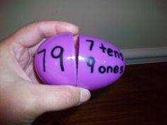 egg math ideas
