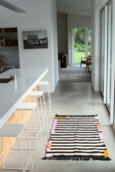 Wool rug | Izzy and Jean Co