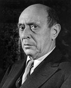 Arnold Schoenberg – Bio