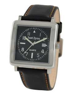 Classic Square Watch Blackface