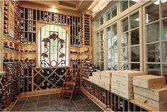 Beautiful love the glass wall...