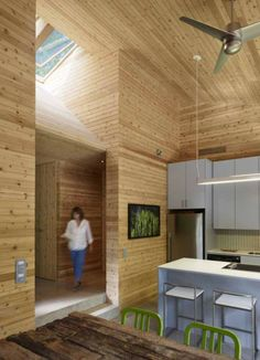 Stealth Cabin by Superkül
