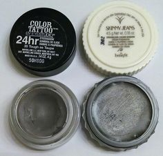 Maybelline Color Tattoo Tough as Taupe -Benefit Creaseless Cream Eyeshadow Skinny Jeans dupe!