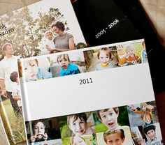 How to create an annual yearbook (from all your digital photos)