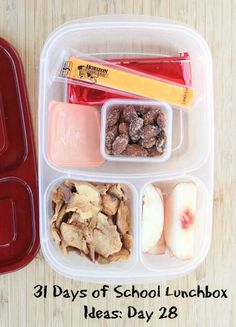 31 Days of School Lunchbox Ideas: Day #28 | 5DollarDinners.com