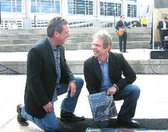 """""""Steven Curtis Chapman has experienced success at the highest levels of artistic, creative and commercial success""""- Dallas Holm said upon SCC's 2008 induction into Nashville's Walk of Fame"""