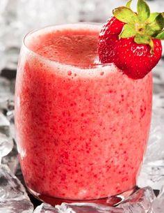 Probiotic Super Smoothie Recipe #drink #probiotic #smoothie #snack #breakfast