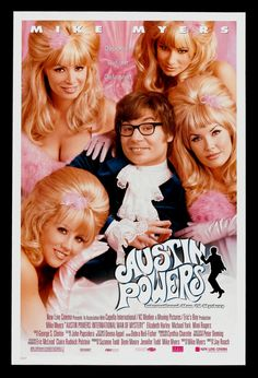// Austin Powers International Man of Mystery
