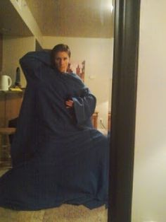 It Just Gets Stranger: Snuggie Texts  I can not stop laughing.