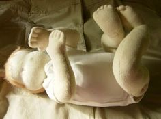 waldorf doll pattern