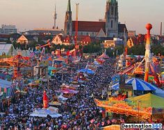 Octoberfest . Germany