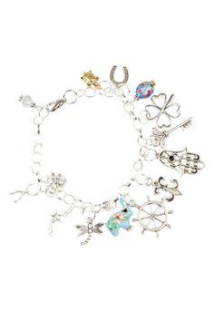 13 Lucky Charms Bracelet