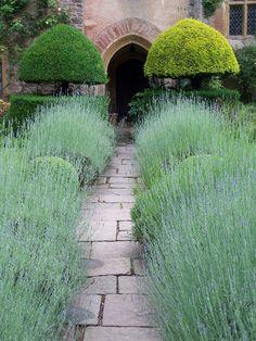Gertrude Jekyll - Cothay Manor. Photo: Jeff Sainsbury http://www.jeffsainsburytours.com/2012_tour-pages/Jekyll2012.html