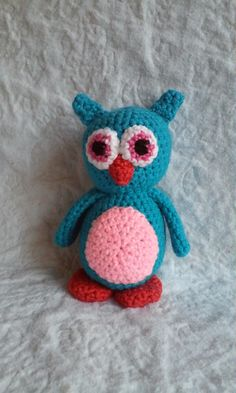 Ravelry: Hooty the Baby Owl pattern by Melissa's Crochet Patterns