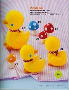 duckling pattern pattern