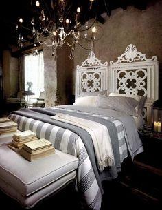 VINTAGE & CHIC: decoración vintage para tu casa [] vintage home decor: Estilosa decadencia [] Stylish decadence