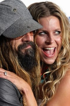 Rob and Sheri Moon Zombie