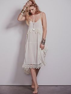 Intimately Star Slip at Free People Clothing Boutique