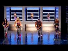 AWESOME Zumba video: 50 minutes!