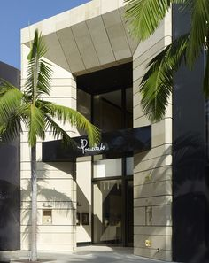 Pomellato's Rodeo Drive boutique is the iconic jewelry house's largest store worldwide.