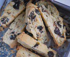 Chocolate Chunk Mandel Bread | Mehan's Kitchen