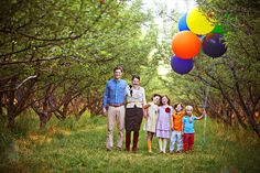 Love these baloons.  By Blue Lily Photo.