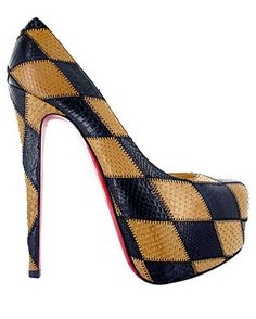Circus Pumps by Christian Louboutin - Fall 2012