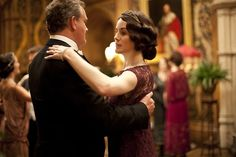 Mary and Robert #DowntonAbbey season 4